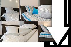 Favorit 4 Tipps für Sommerbettwäsche – Nachtmanufaktur FU13