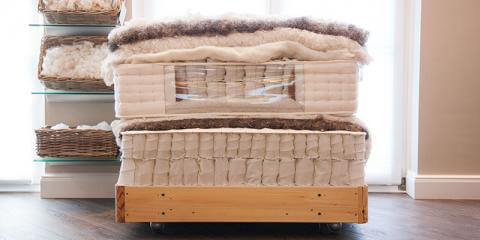 Boxspringbett aufbau matratze  Das Boxspringbett – Königin der Betten