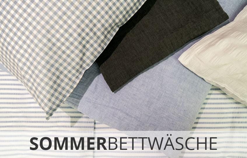 Extrem 4 Tipps für Sommerbettwäsche – Nachtmanufaktur KD33