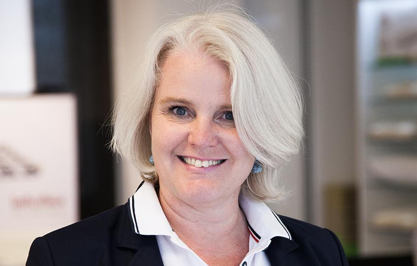 Susanne Heller im Portrait bei Betten Heller