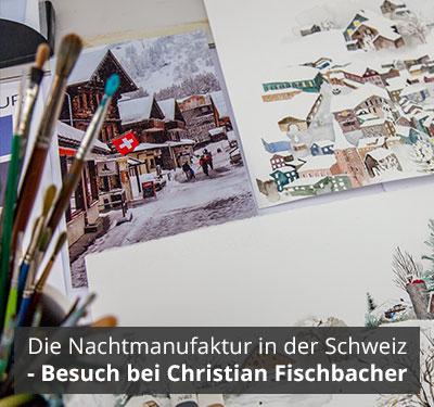 Die Nachtmanufaktur in der Schweiz