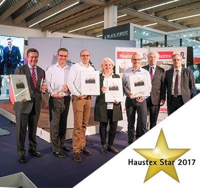 Haustex-Star-Gewinner!