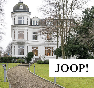 Joop! Villa in Hamburg