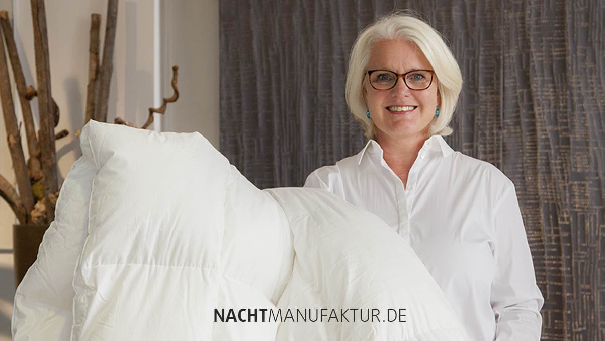 Bettdecke richtig waschen, so geht`s – nachtmanufaktur