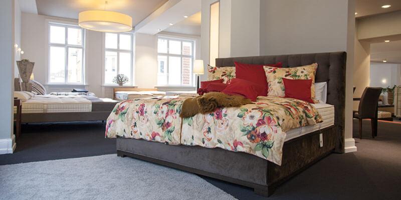 l becks bettenfachgesch ft in der k nigstra e betten struve. Black Bedroom Furniture Sets. Home Design Ideas